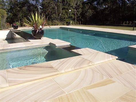 sandstone pool pavers sydney melbourne brisbane