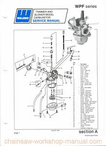 Walbro Wpf Carburetor Manual