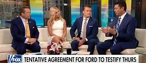 It's Offensive Christine Ford Thinks She Can 'Renegotiate ...