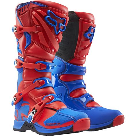 Fox Racing Comp 5 Boots Boots Motocross Canada S