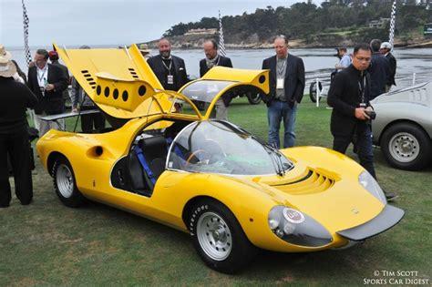 Ferrari dino 1967 for sale. Pebble Beach Concours d'Elegance 2014 - Photos, Winners