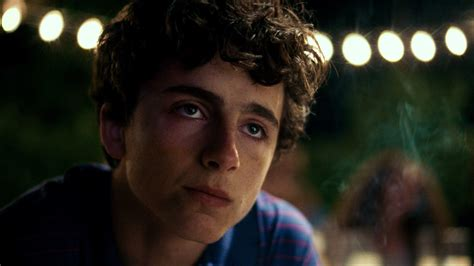 Call Me By Your Name Review At Long Last First Love