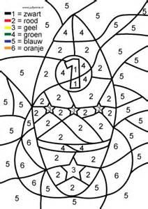 pattern worksheets preschool cijfers en getallen leren en tellen