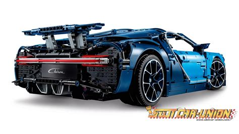 Lego's second premium technic set, 42083 bugatti chiron , is the best set of this kind yet. LEGO 42083 Bugatti Chiron - Slot Car-Union