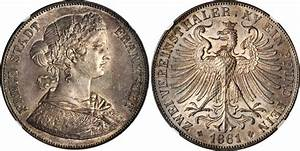 Coin De Finition Plinthe : 2 thaler 1861 states of germany silver prices values dav 651 km 365 ~ Melissatoandfro.com Idées de Décoration