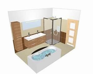 Plan 3d Salle De Bain : salle de bain tout savoir sur sa renovation et installation ~ Melissatoandfro.com Idées de Décoration
