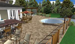 architecte 3d 2017 v19 logiciel jardin et agencement With architecte 3d jardin et exterieur