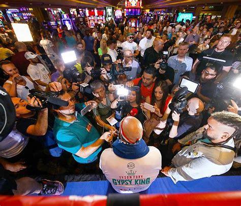 Tyson_Fury_interviews | VegasNews.com - Las Vegas News