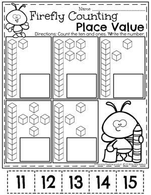 place value worksheets math worksheets for place