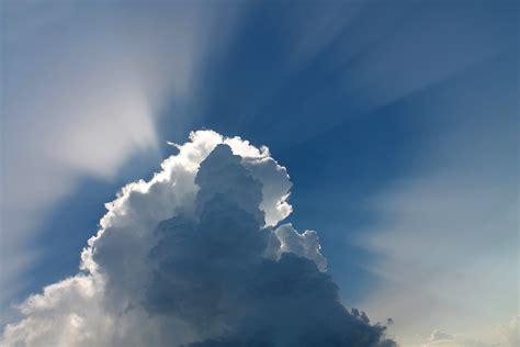 cloud photos free photo cloud clouds sky blue sky space free