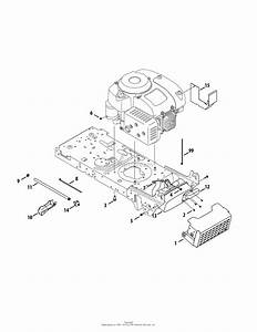 Mtd 13a278xs099  247 203720   T1200   2014  Parts Diagram For Engine Accessories