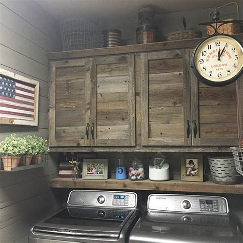 rustic cabinets for laundry room best 25 farmhouse dryers ideas on pinterest rustic