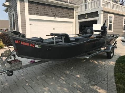 Drift Boats For Sale Bozeman Mt by Stealthcraft Power Drifter 21500 Boats For Sale