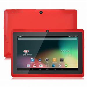"7"" inch A33 Android 4.4 Tablet PC Quad Core WiFi DUAL ..."