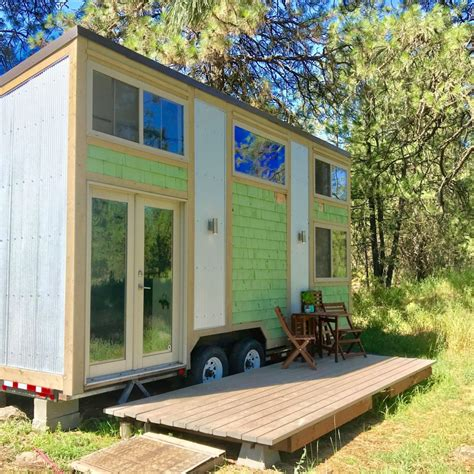 professionally built california cabin tiny house