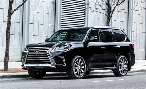 2020 Lexus Lx 570 by 2020 Lexus Lx 570 Overview Release Date Engine