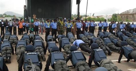 nigeria police force npf recruitment exercise guidelines