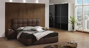 Schlafzimmer Set Mit Boxspringbett : boxspring schlafzimmer komplett clermont ~ Bigdaddyawards.com Haus und Dekorationen