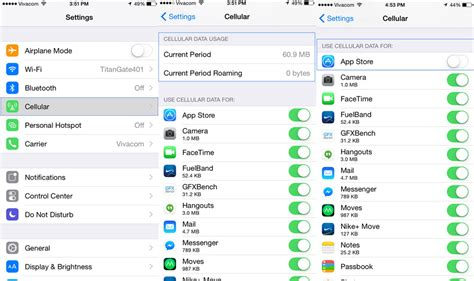 how to see how much data used on iphone how to check how much mobile data is used on ios 8 naldotech