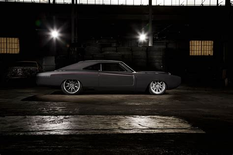 1968 Dodge Charger Cars Modified Wallpaper 2040x1360