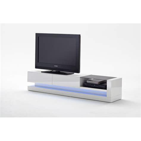twist high gloss plasma tv cabinet with multi led lights