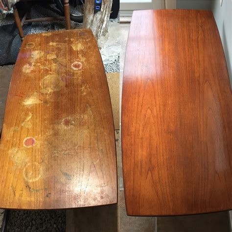 Play Table Refinish with Candlelite Gel Stain   General