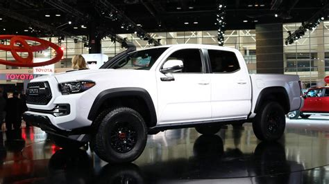 toyotas newest trd pro trucks
