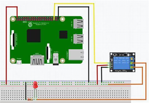raspberry pi  drive relay osoyoocom