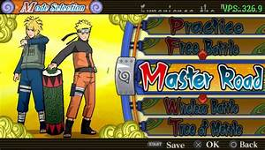 Download Naruto Ultimate Ninja Heroes 3 Ppsspp Iso Free