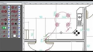 Creating A Lighting Plan Implantation Des Appareils électrique Youtube