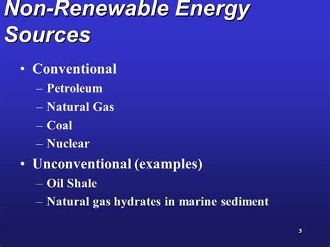 Pros And Cons Of Non Renewable Energy Sources - Energy Etfs