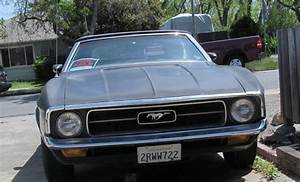 1971 Mustang Convertible For Sale