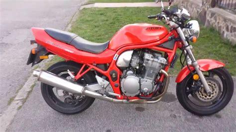 97 Suzuki Bandit 600 by Suzuki Gsf Bandit 600 1996