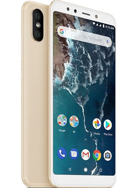 xiaomi mi a2 launched in india for rs 16 999