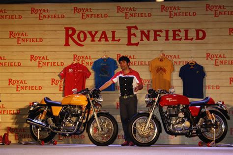 Royal Enfield Continental Gt Image by Royal Enfield Continental Gt Launch Image