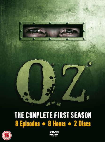 oz season  dvd zavvi
