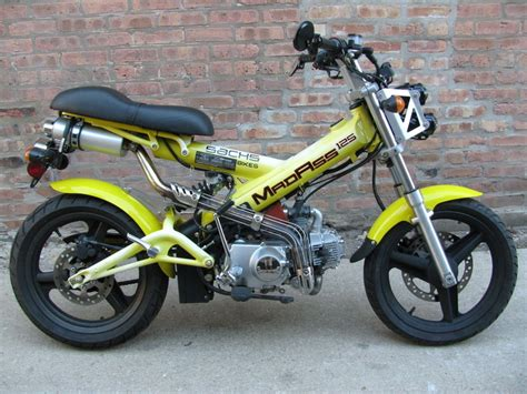 2010 Sachs Madass 125 ? Motorcycles for Sale