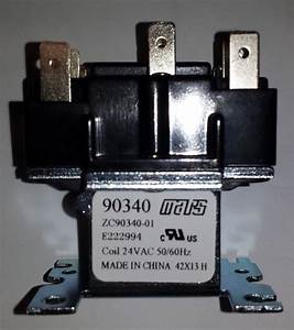 Mars 90340 Dpdt  24v Switching Relay 90