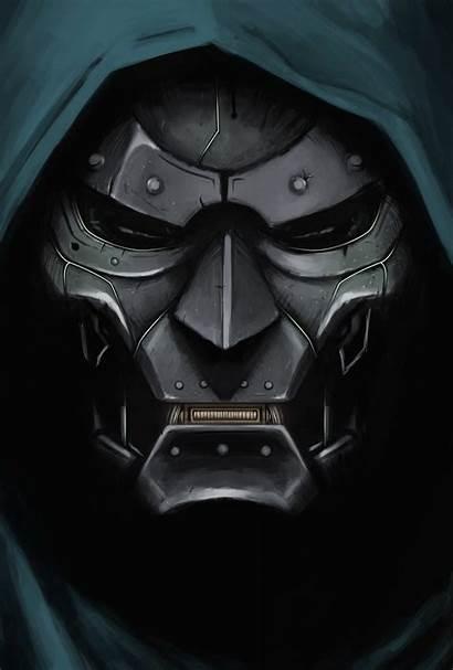 Doom Doctor Animated Marvel Comic Dr Deviantart