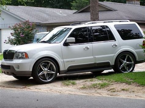2004 Lincoln Navigator Specs by Myg8r 2004 Lincoln Navigator Specs Photos Modification