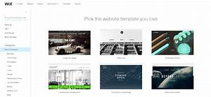 wix what39s your best visual builder the unknown side of With wix templates for wordpress