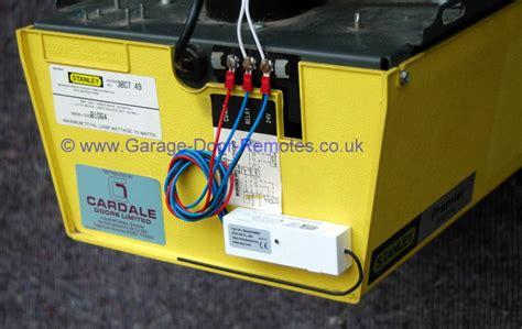 Stanley Garage by Remote System Upgrade Kit For Stanley Garage Door