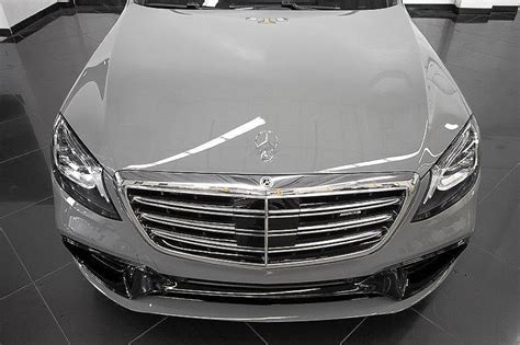 Some other famous color choices for the model include comfort synonymous with the class. 2020 Mercedes-Benz S-Class S63 AMG DESIGNO ($182,365 MSRP) *SPECIAL ORDERED** | eBay