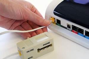 Branchement Prise Telephone Adsl : tutoriel brancher sa neufbox ~ Melissatoandfro.com Idées de Décoration