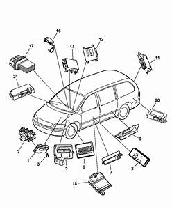 2005 Dodge Caravan 2 4 Engine Diagrams