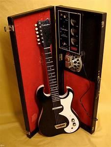 Silvertone 1448  U0026 Case Amp
