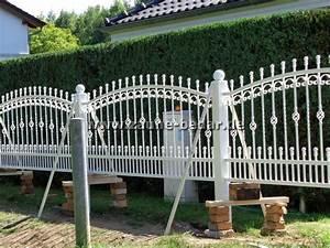 Garten Holzhäuser Aus Polen : zaun aus polen metallzaun aus polen in braunschweig ~ Lizthompson.info Haus und Dekorationen