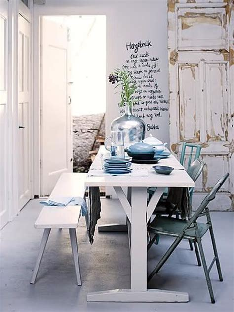 Esszimmer Le Shabby by Vintage Dining Be Home Schmale Esstische Shabby Chic