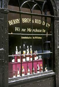Berry Bros  U0026 Rudd  St James U0026 39 S Street  London