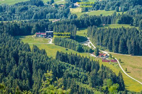 einfache berg und talwanderungen im chiemgau